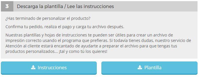 Dónde descargar la plantilla para crear un Folleto online en Pixartprinting