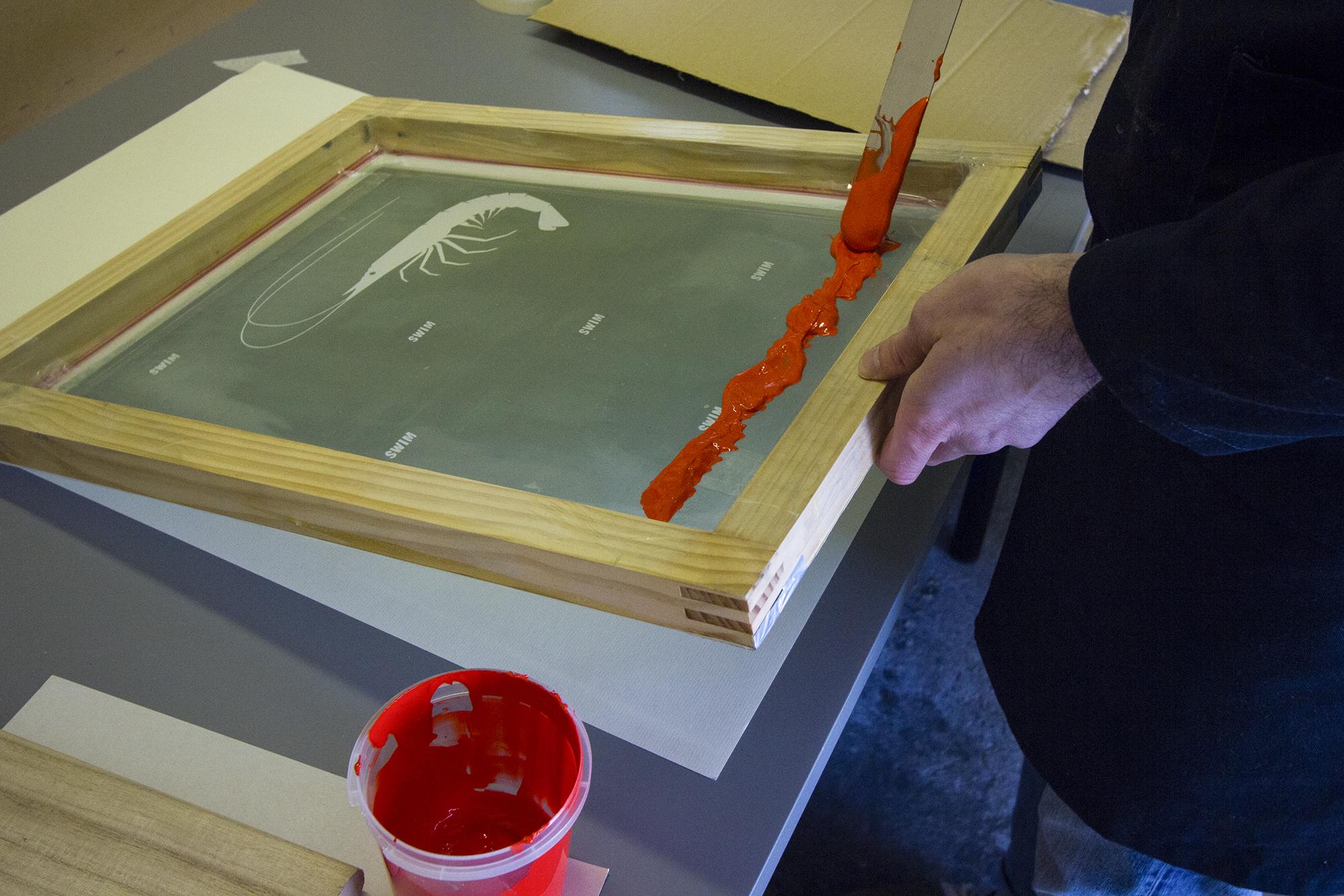 Serigrafia Fatta In Casa Pixartprinting