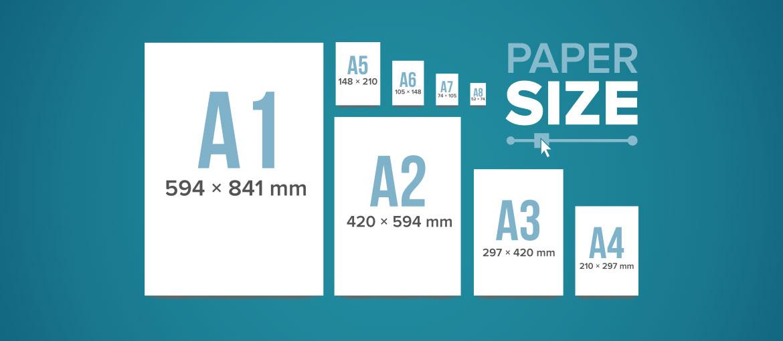 Formatos de papel
