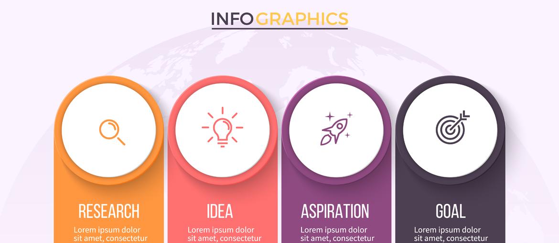 Crear infografías