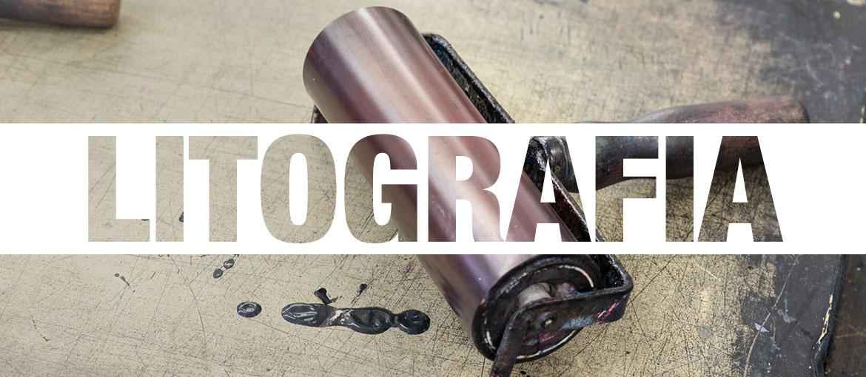 ¿Qué es la litografía?